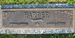 Luella Ault <I>Briles</I> Harper