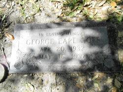 George Earl Goff, Sr
