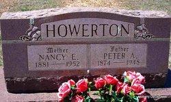 Nancy Emily <I>Holder</I> Howerton