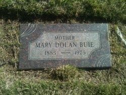Mary <I>Dolan</I> Buie