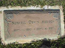 Norvell Oswin Addison