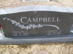 Woolery L Campbell