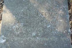 Arthur H Feagin