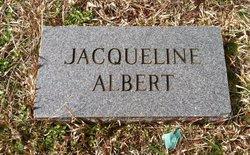Jacqueline Albert