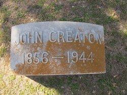 John Creaton