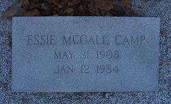 Essie May <I>McCall</I> Camp