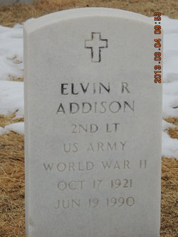 Elvin Richard Addison