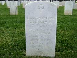 Thomas Patrick Mahoney, Jr
