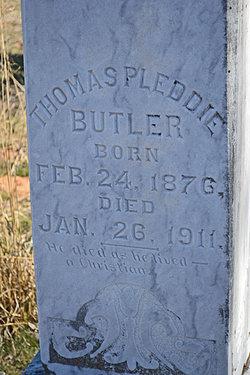 Thomas Pleddie Butler