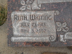 Ruth <I>Whiting</I> Anderson