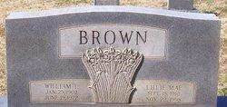 Lilly Mae <I>Truehart</I> Brown