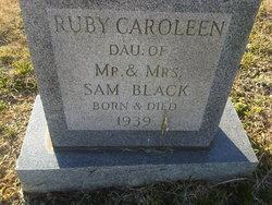 Ruby Caroleen Black