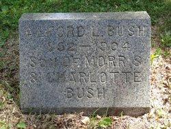 Alfred L Bush