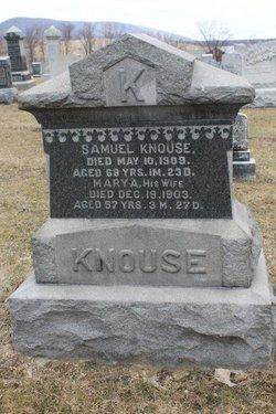 Samuel Knouse