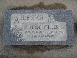Linda <I>Miller</I> Alleman