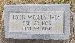 John Wesley Ivey, Jr