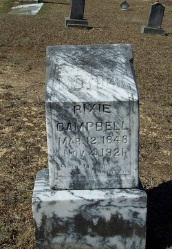 Rixie Leigh Campbell