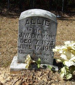 Allie <I>Doggette</I> Diamond