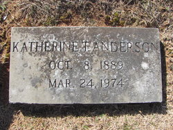 Katherine Tate Anderson