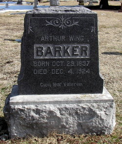 Arthur Wing Barker