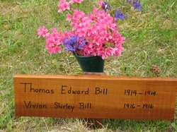 Thomas Edward Bill