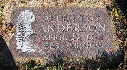 Allen Roy Anderson