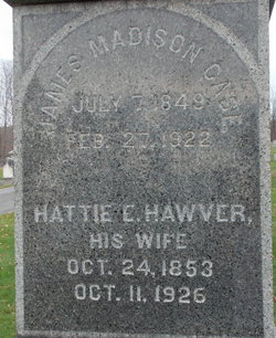 Hattie C. <I>Hawver</I> Case