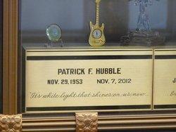 """Patrick F. """"Pat"""" Hubble"""