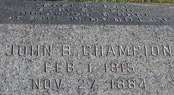 John B. Champion