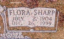 Flora Pearl <I>Sharp</I> Birdwell