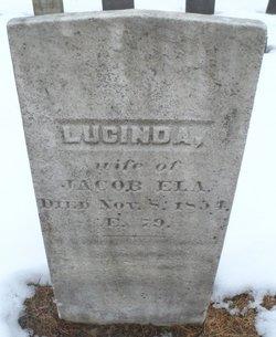 Lucinda <I>Hough</I> Ela
