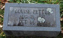 Louise Pettus