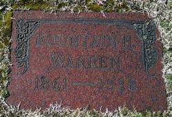 "Fountain Henderson ""Fount"" Warren"