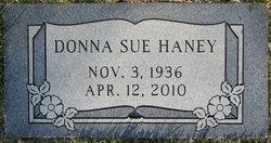 Donna Sue <I>Leuellen</I> Haney
