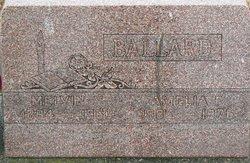 Melvin Van Buren Ballard