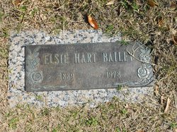 Elsie <I>Hart</I> Bailey