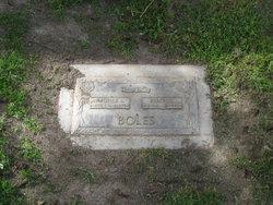 Esther Beatrice <I>Parker</I> Boles