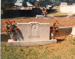Almeda E Adams