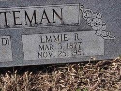 Emmie Rebecca <I>Allen</I> Whiteman