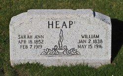 William Henry Harrison Heap