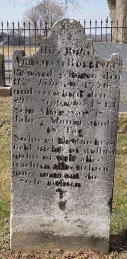 Abraham Bollinger