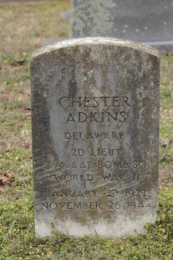 2LT Chester Adkins