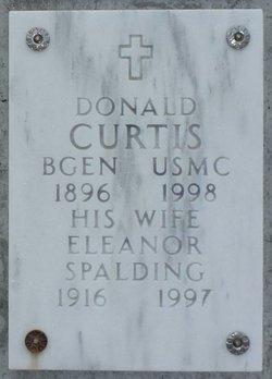 BG Donald Curtis