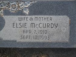 Elsie Lilian <I>Mccurdy</I> Allman