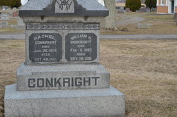 William H Conkright