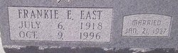 Frankie Esther <I>East</I> Johns