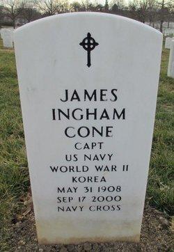 James Ingham Cone