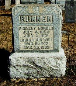 Louisa <I>Merrifield</I> Bunner