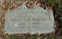 Frieda <I>Iler</I> Verdery