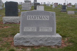 William E Hartman